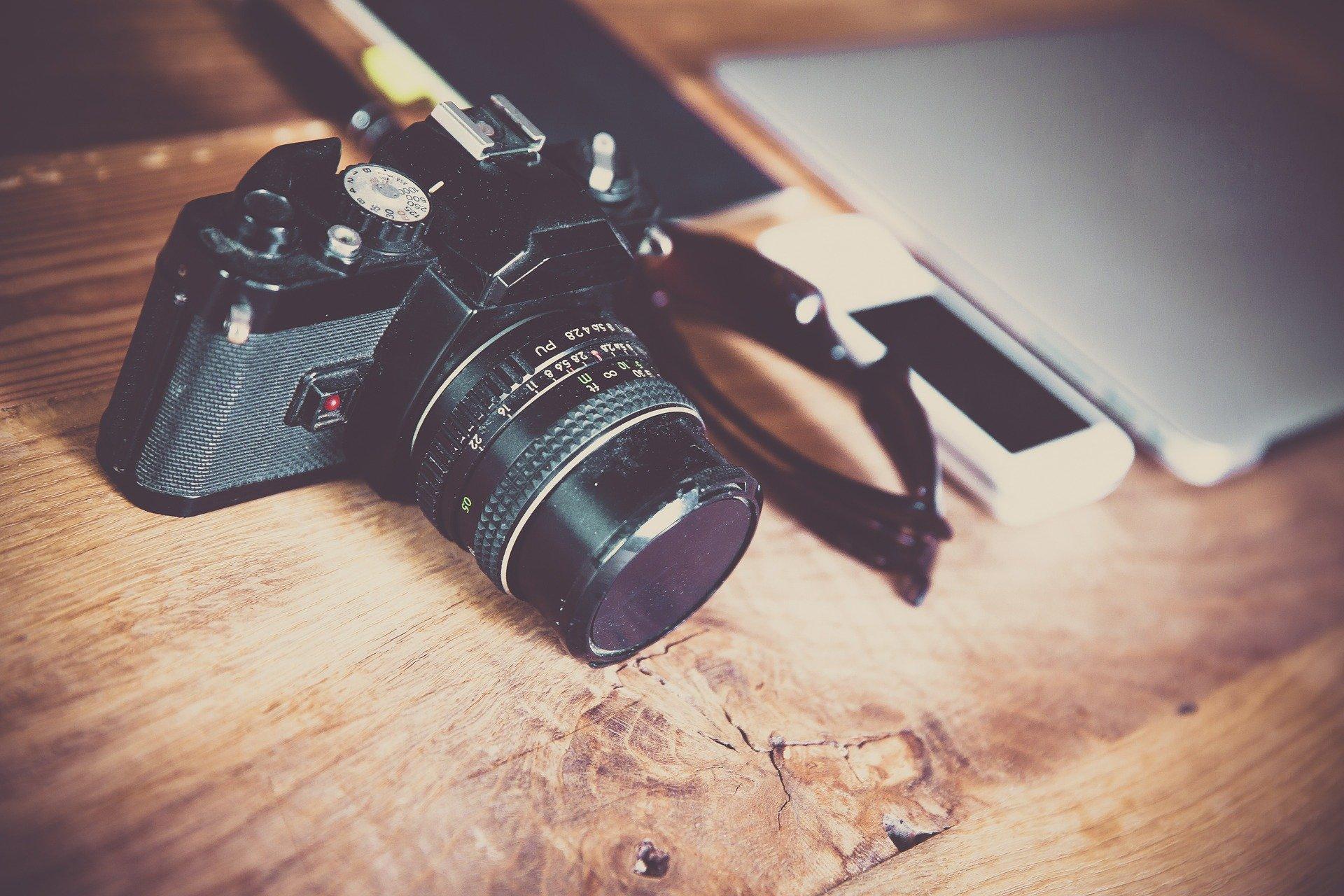 Jak powstaje obraz w fotografii cyfrowej